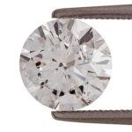 1.51 carat round brilliant cut diamond