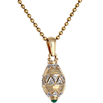 14k-yellow-gold-diamond-and-emerald-egg-shape-pendant