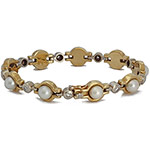 18k-yellow-gold-and-white-gold-lady-diamond-and-pearl-bracelet