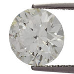 2.39 carat round brilliant cut diamond
