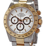 Rolex stainless steel and 18k gold Oyster Perpetual Daytona Cosmograph