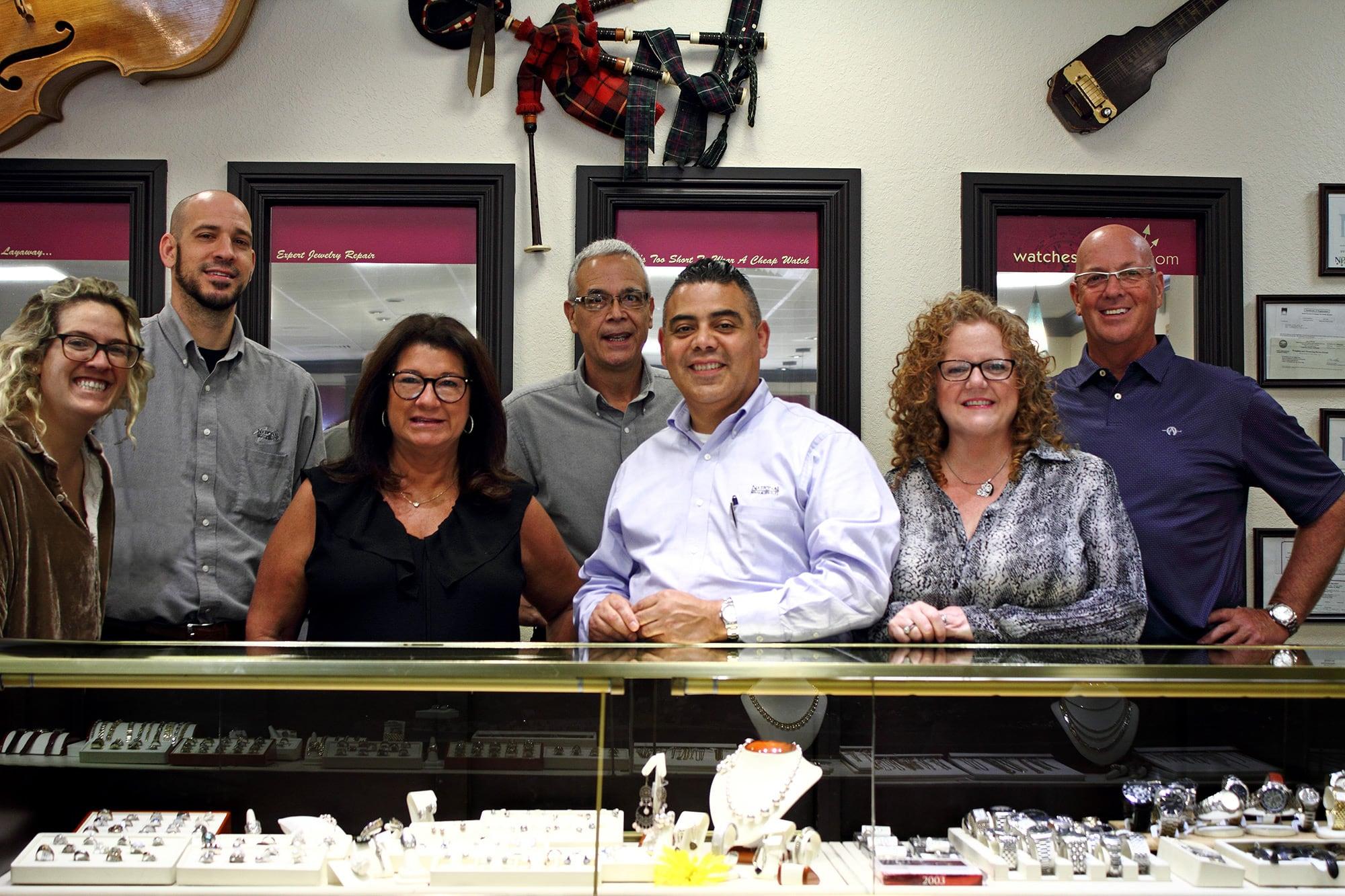 National Pawn & Jewelry staff photo